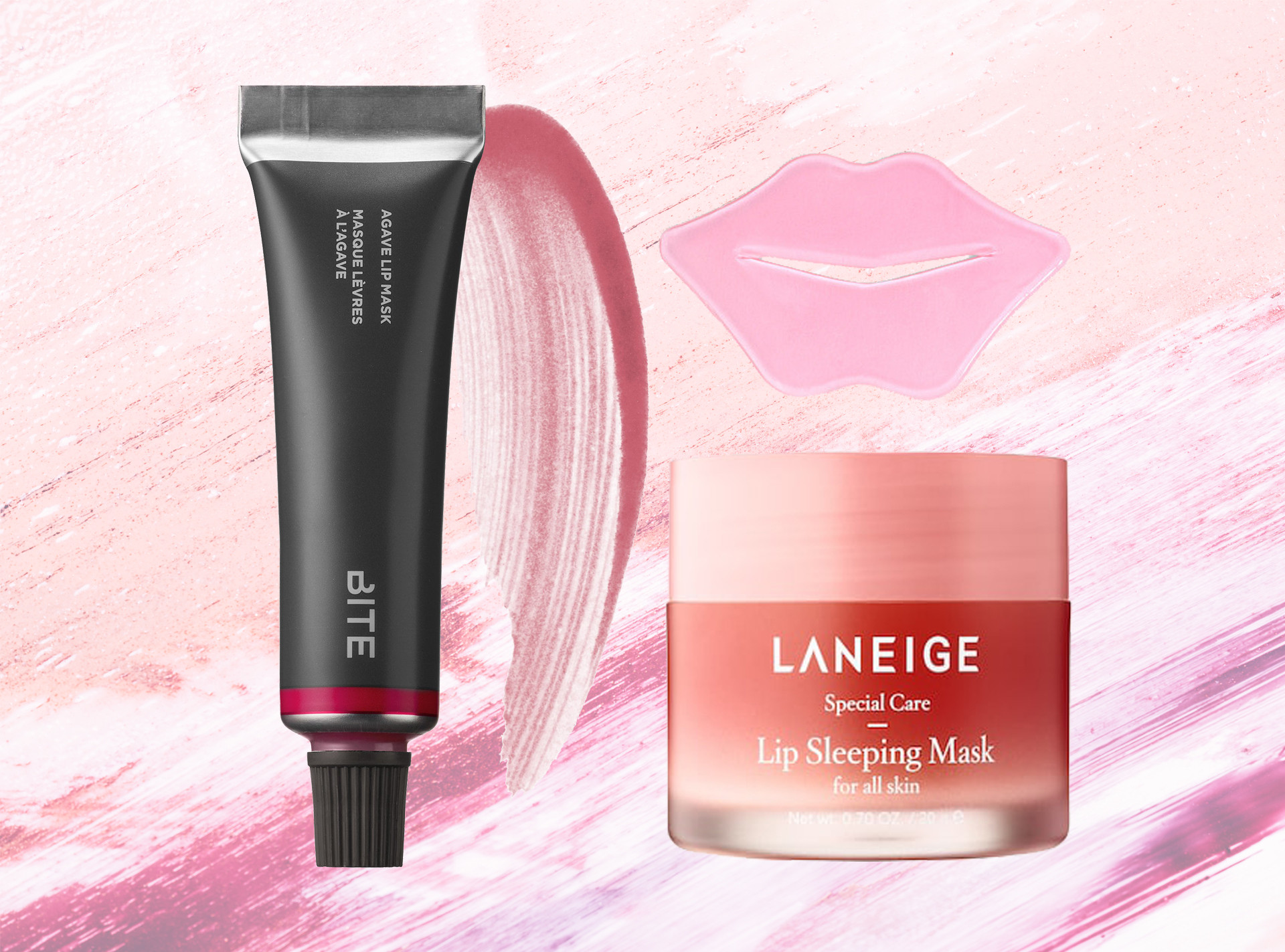 E-Comm: Lip Masks Will Be Your New Best Friend