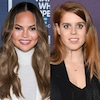 Chrissy Teigen Totally Fangirls After Princess Beatrice Offers to Be Her Goddaughter