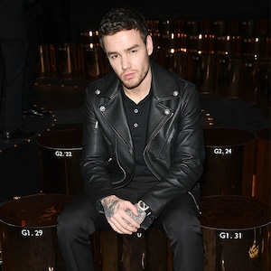 Liam Payne, Versace, Milan Fashion Week, Celebs at Fashion Week