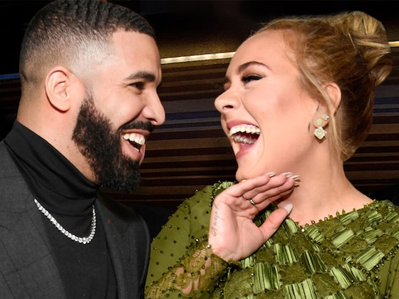 Well, Hello: The Epic History of Adele and Drake's Utterly Charming New Friendship