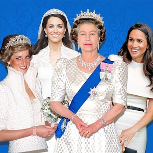 Women in the Royal Family Collage