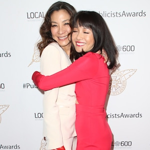 Michelle Yeoh, Constance Wu