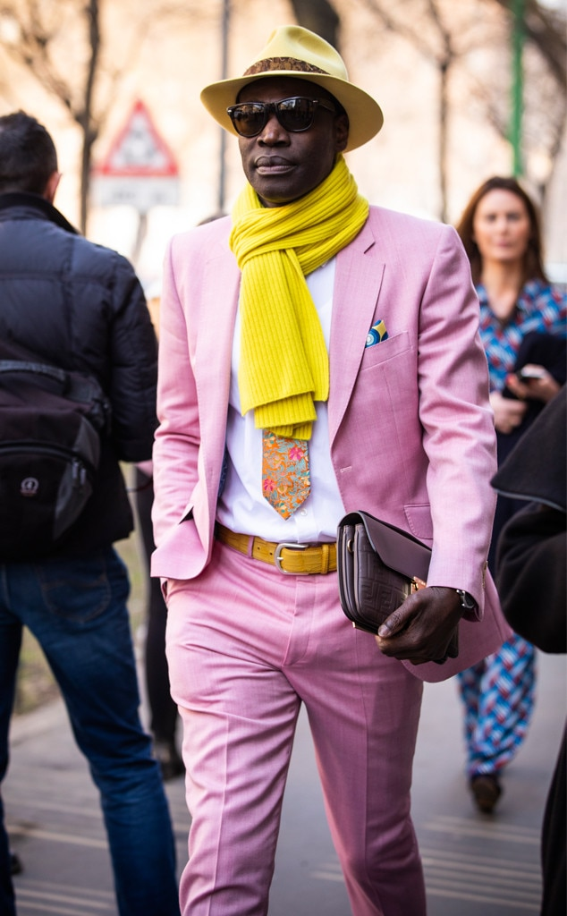 Best Street Style, Milan Fashion Week 2019