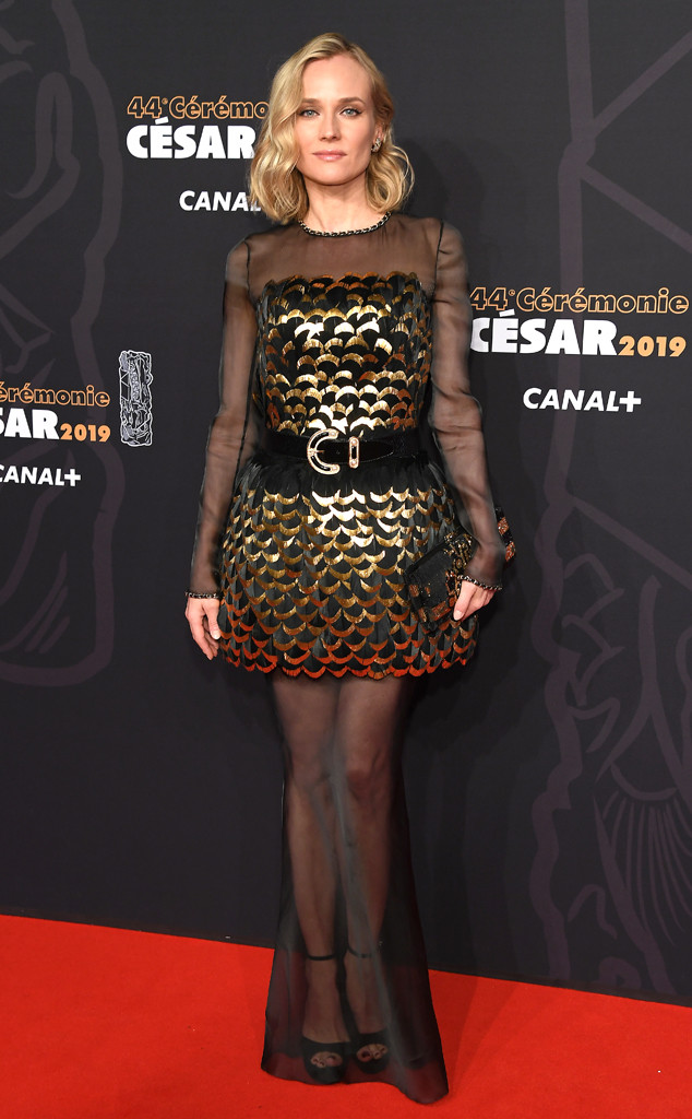 Diane Kruger, Cesar Film Awards 2019