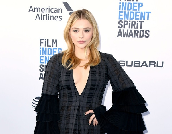 Chloe Grace Moretz from Film Independent Spirit Awards ...