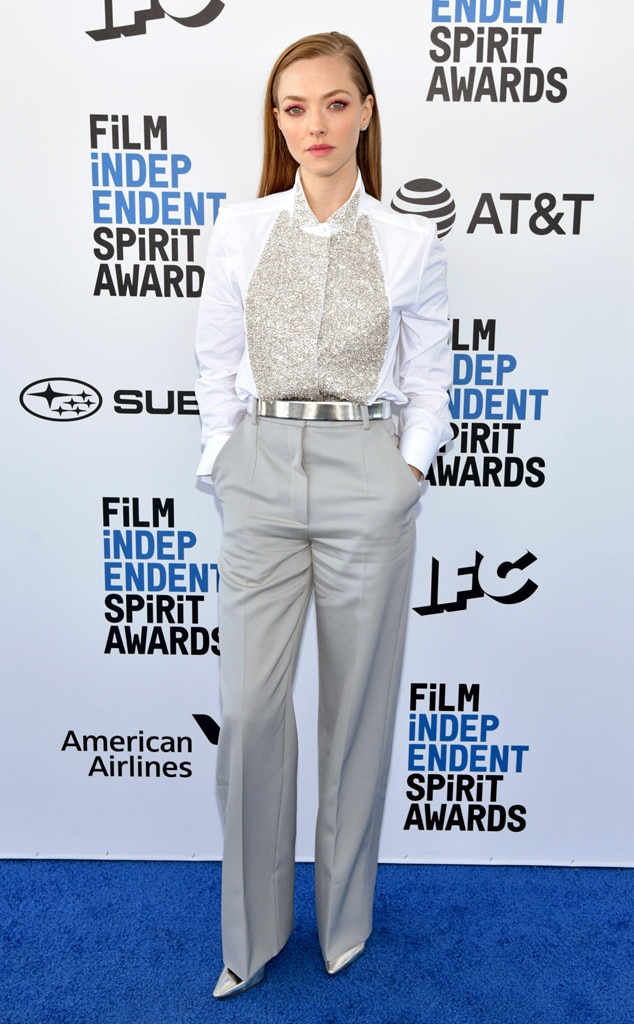 Amanda Seyfried, 2019 Film Independent Spirit Awards