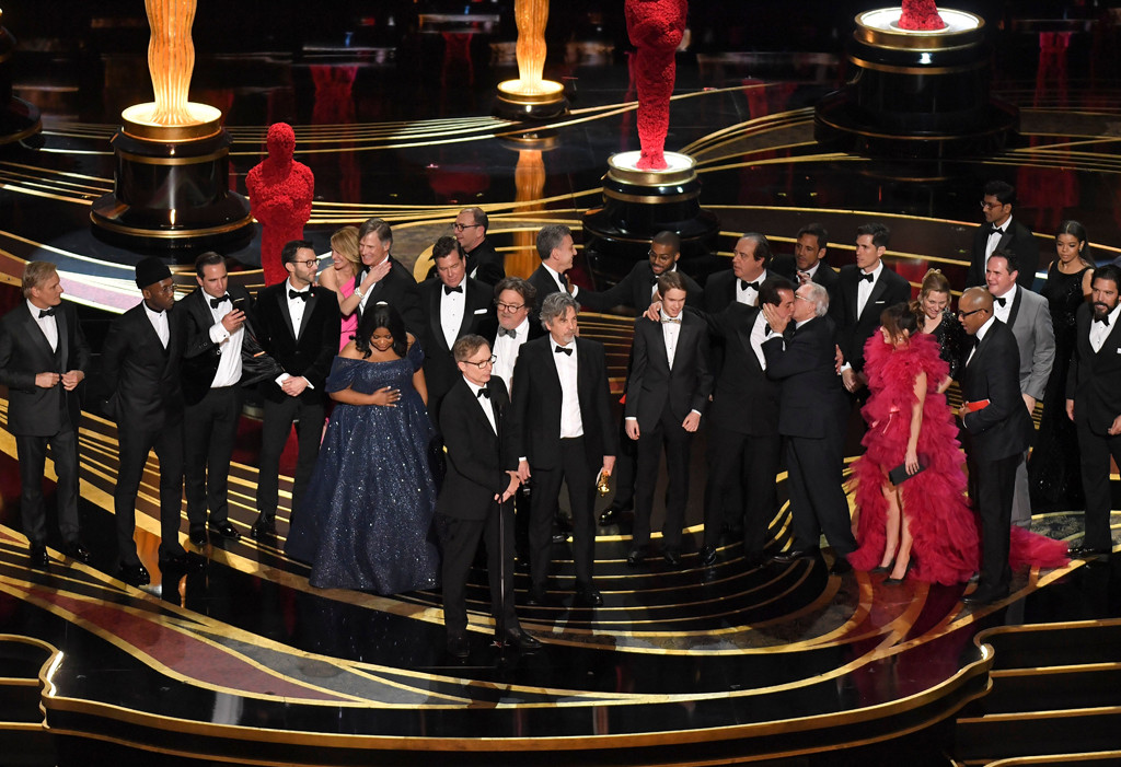 Green Book Wins Best Picture at the 2019 Oscars | E! News