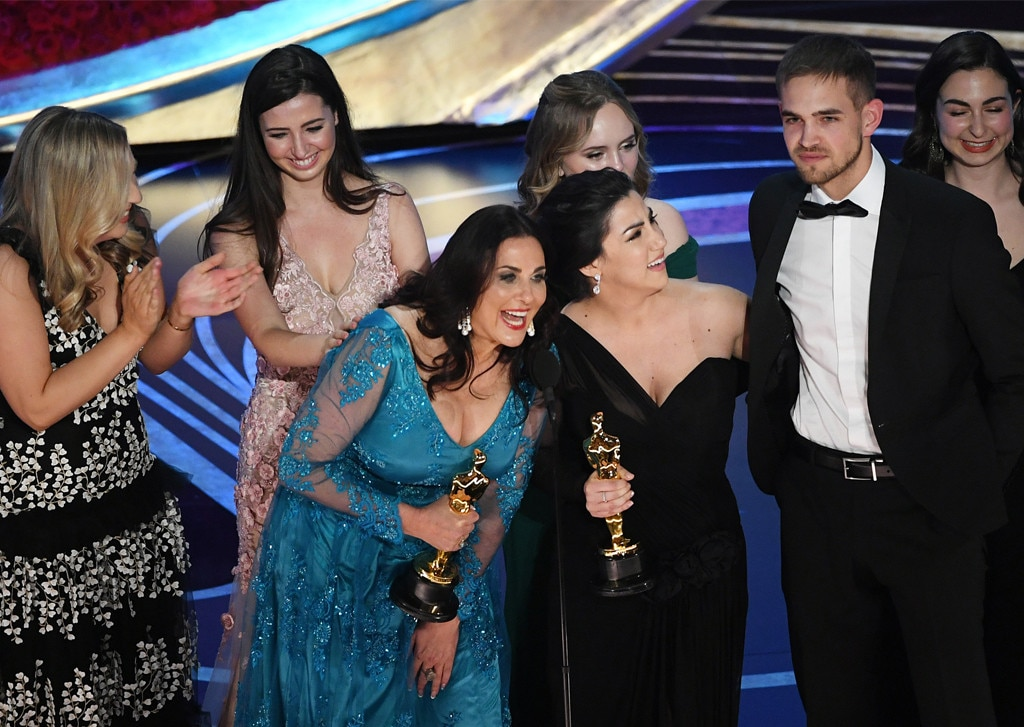 Period. End of Sentence, 2019 Oscars, 2019 Academy Awards, Winners
