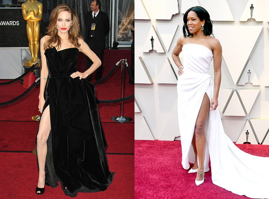 Angelina Jolie, Regina King, 2019 Oscars