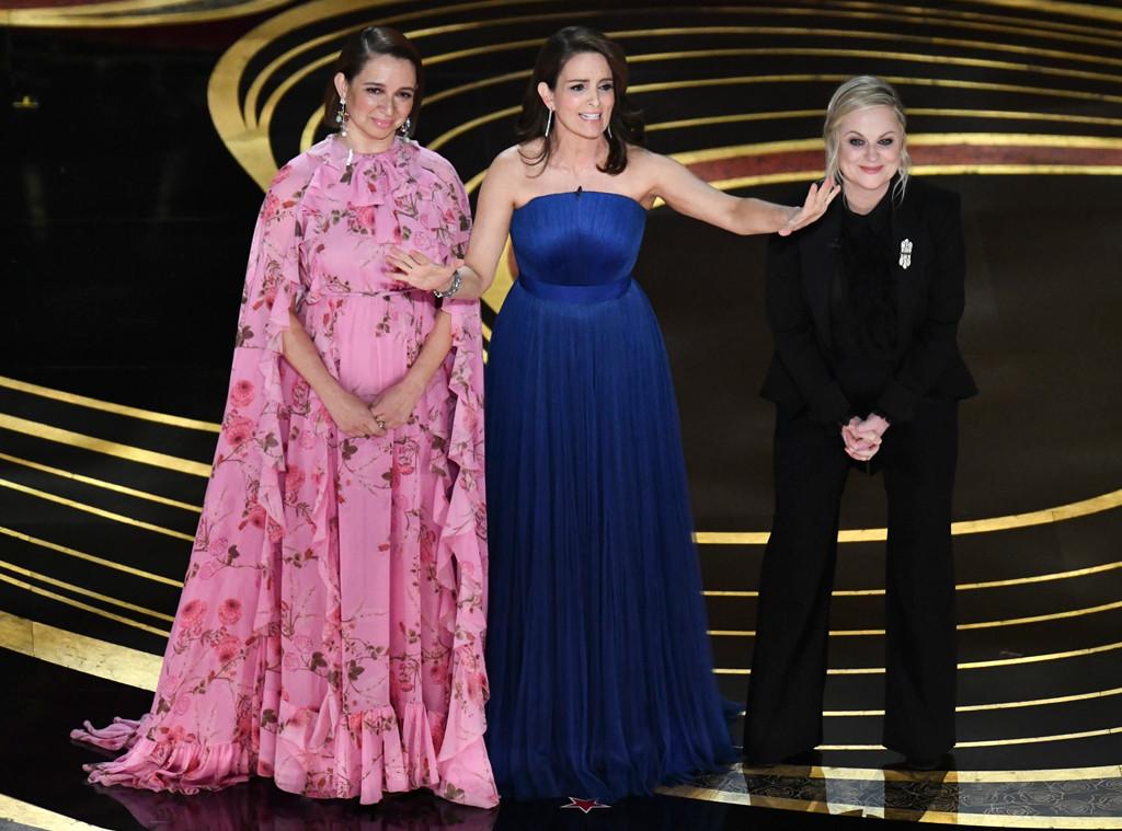 Maya Rudolph, Tina Fey, Amy Poehler, 2019 Oscars, 2019 Academy Awards, Show