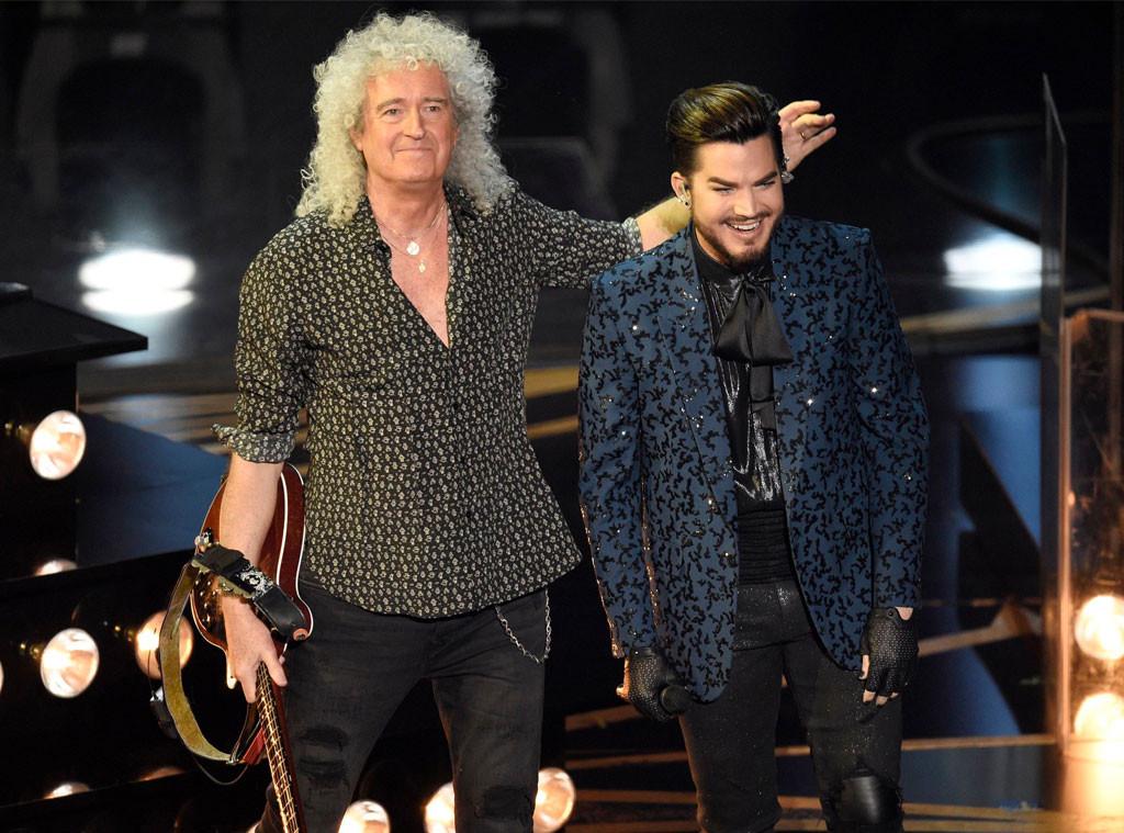 Adam Lambert, Queen, 2019 Oscars, 2019 Academy Awards
