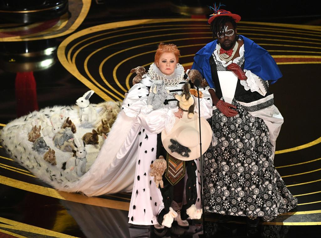 Melissa McCarthy, Brian Tyree Henry, 2019 Oscars, 2019 Academy Awards, Show