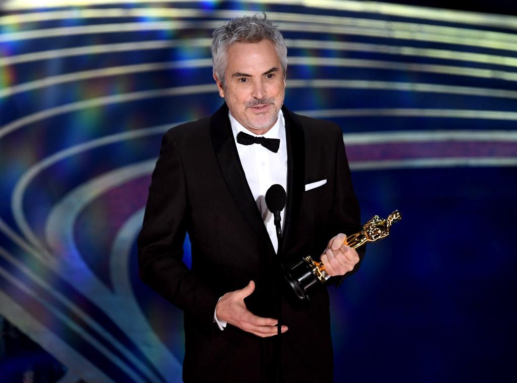 Alfonso Cuaron, 2019 Oscars, 2019 Academy Awards, Winners