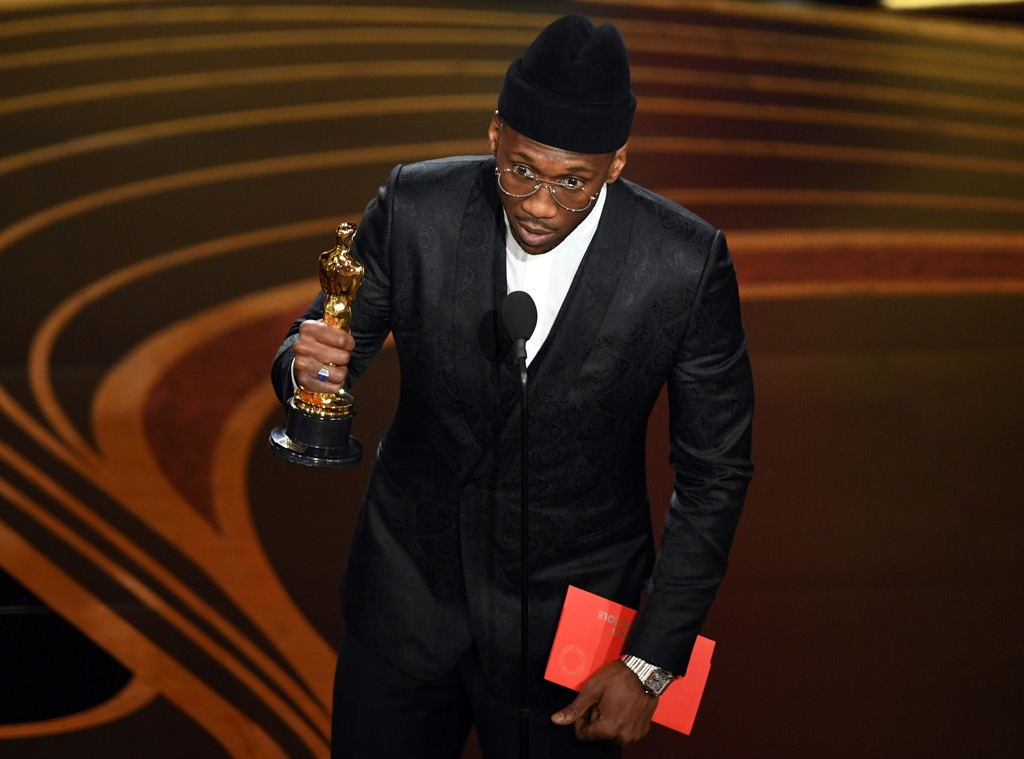 Mahershala Ali, 2019 Oscars, 2019 Academy Awards, Winners