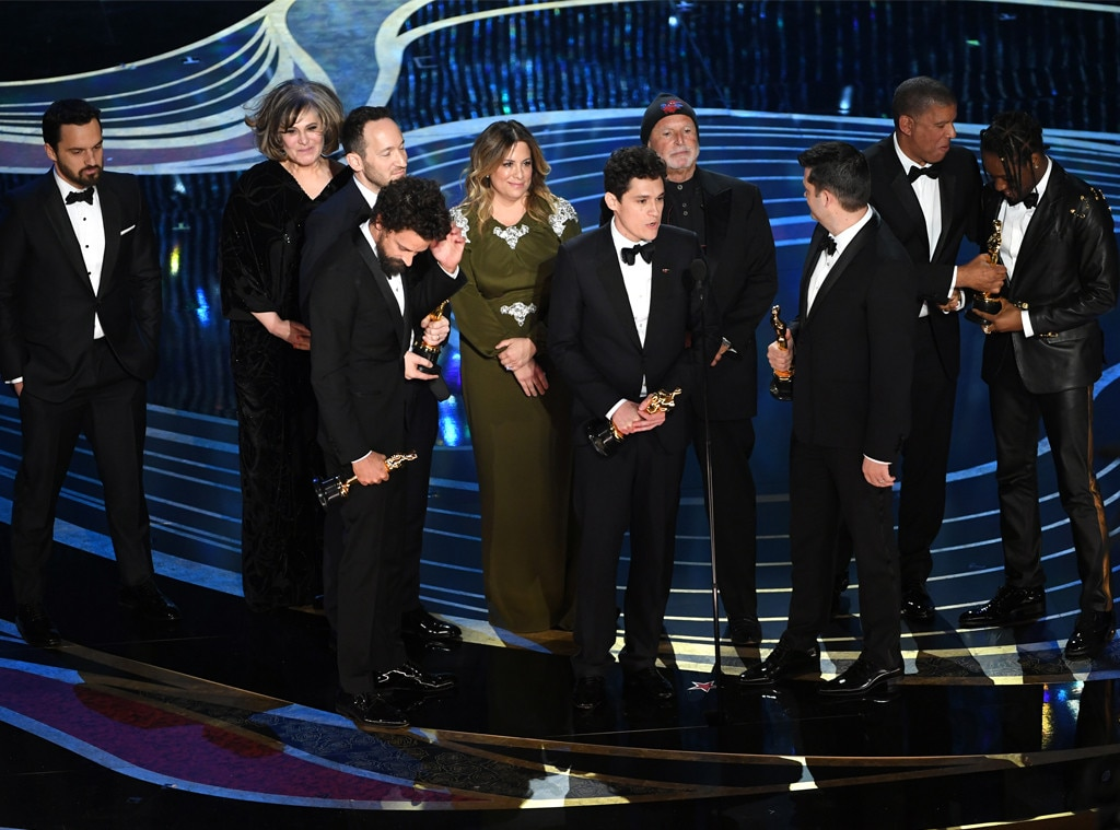 Spider-Man: Into the Spider-Verse, 2019 Oscars, 2019 Academy Awards, Winners