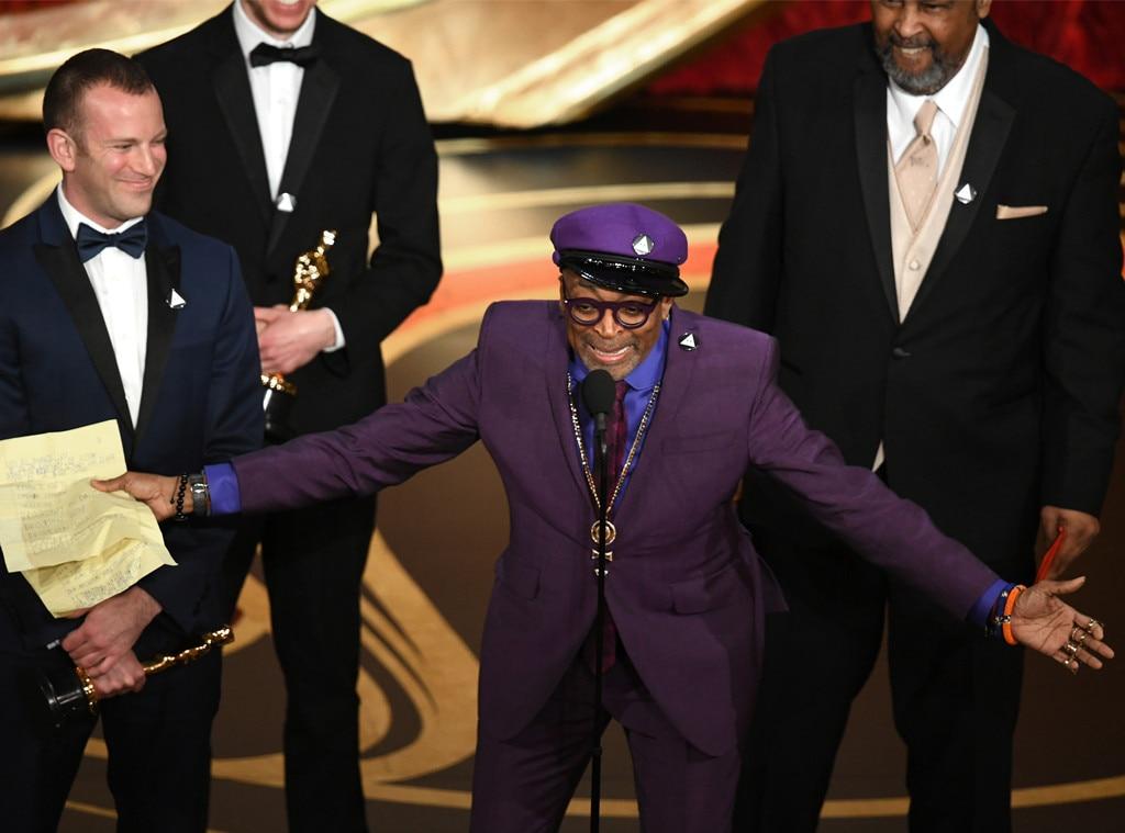Spike Lee, 2019 Oscars, 2019 Academy Awards, Winners