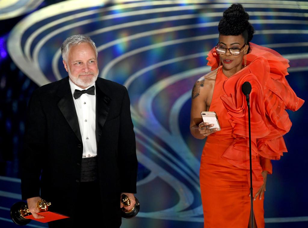2019 Oscars, 2019 Academy Awards, Winners, Hannah Beachler, Jay Hart