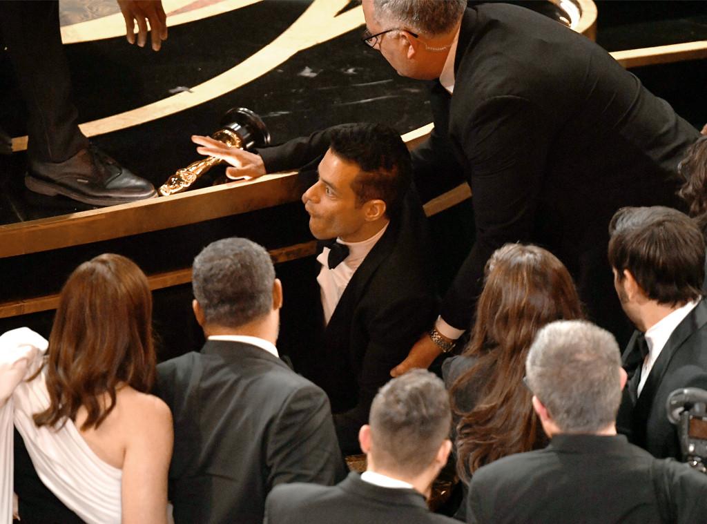 Rami Malek, Fall, 2019 Oscars, Academy Awards