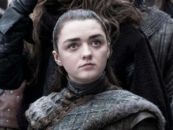 Maisie Williams Had the Best Response to People Uncomfortable With Her <I>Game of Thrones</i> Sex Scene</I>
