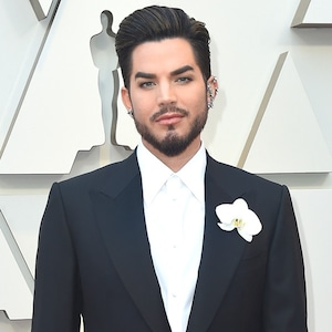 Adam Lambert, 2019 Oscars, 2019 Academy Awards, Red Carpet Fashions