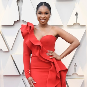 Jennifer Hudson, 2019 Oscars, 2019 Academy Awards, Red Carpet Fashions