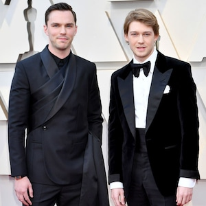 Nicholas Hoult, Joe Alwyn, 2019 Oscars, 2019 Academy Awards