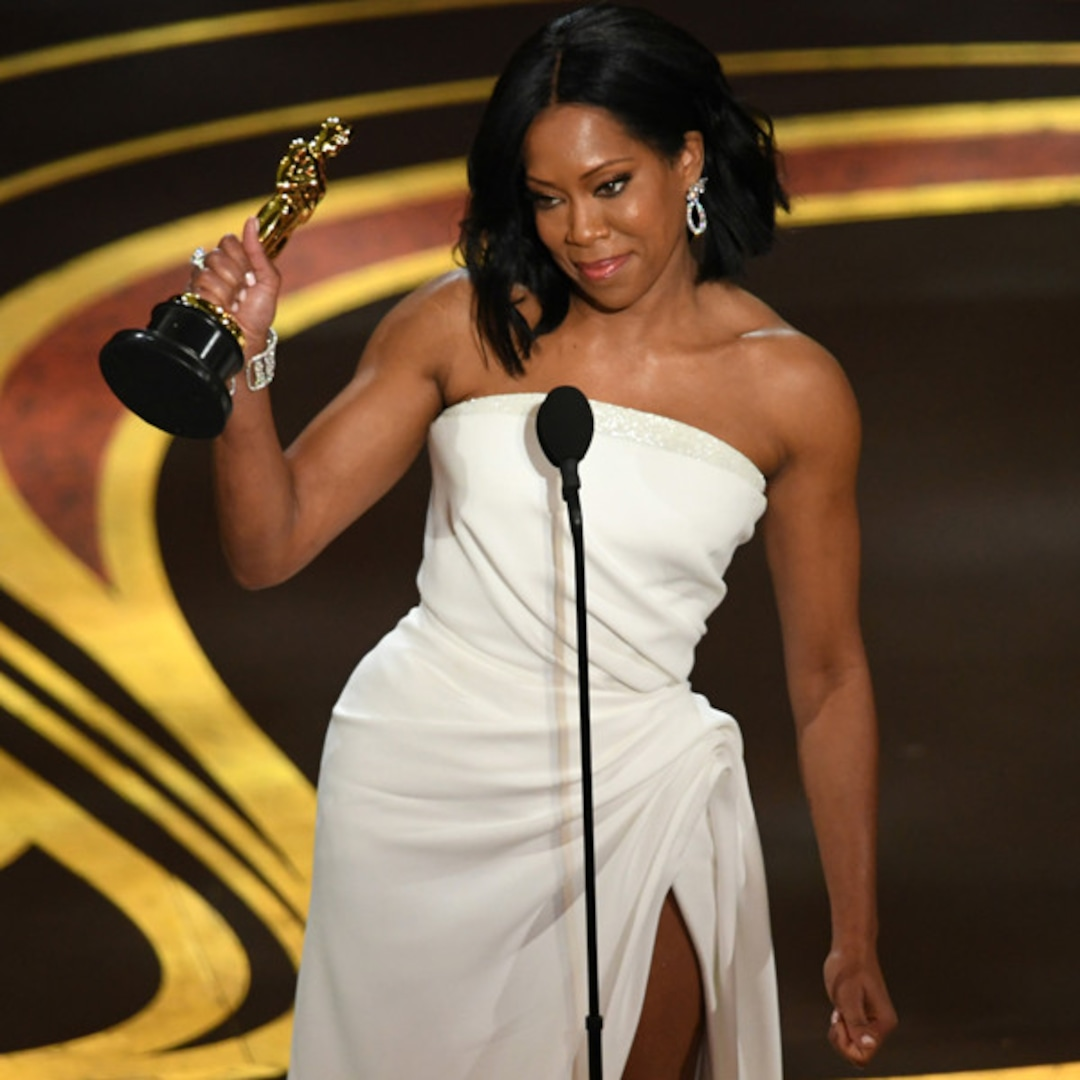 Regina King's Stylists May Have Just Teased a Major Golden Globes 2021 Fashion Trend
