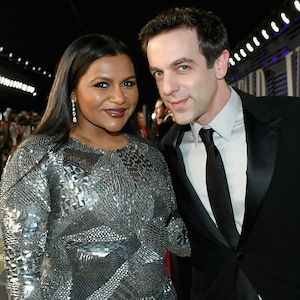 Mindy Kaling, B. J. Novak, 2019 Vanity Fair Oscar Party, 2019 Oscars