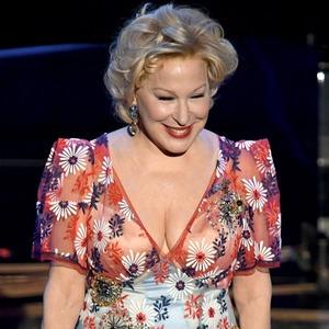 Bette Midler, 2019 Oscars, 2019 Academy Awards, Show
