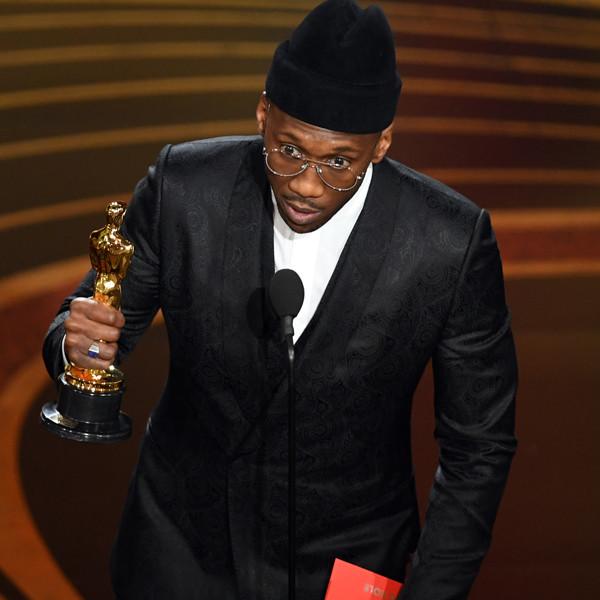 Mahershala Ali, 2019 Oscars, 2019 Academy Awards, Winners