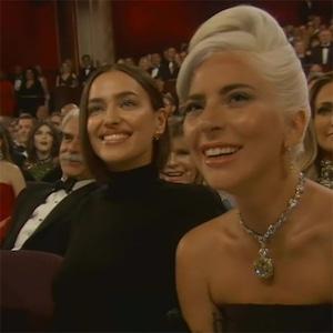 Irina Shayk, Bradley Cooper, Lady Gaga, Oscars 2019
