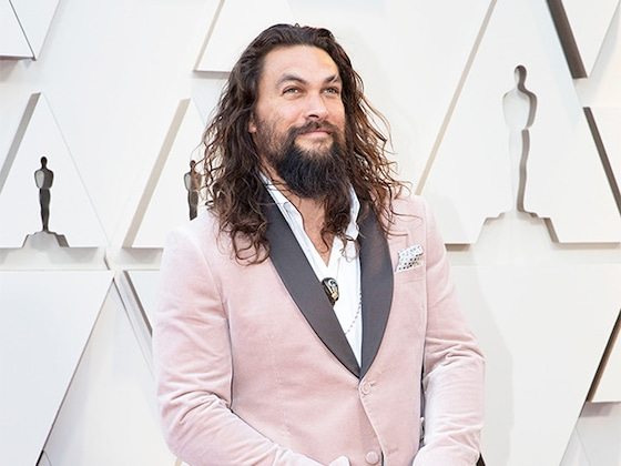 Jason Momoa Just Shaved His Beard: See His New Look