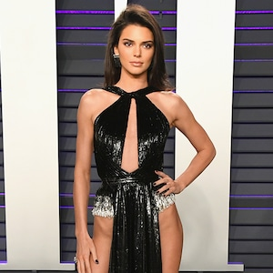 Kendall Jenner, 2019 Vanity Fair Oscar Party, 2019 Oscars