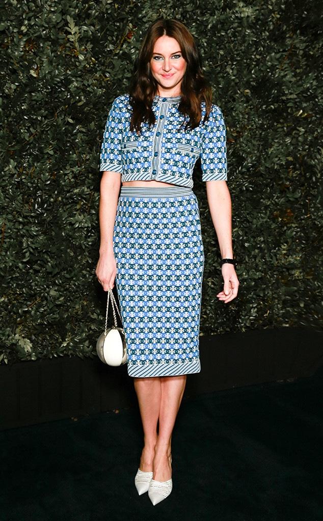 Shailene Woodley, Pre-Oscars 2019 Party