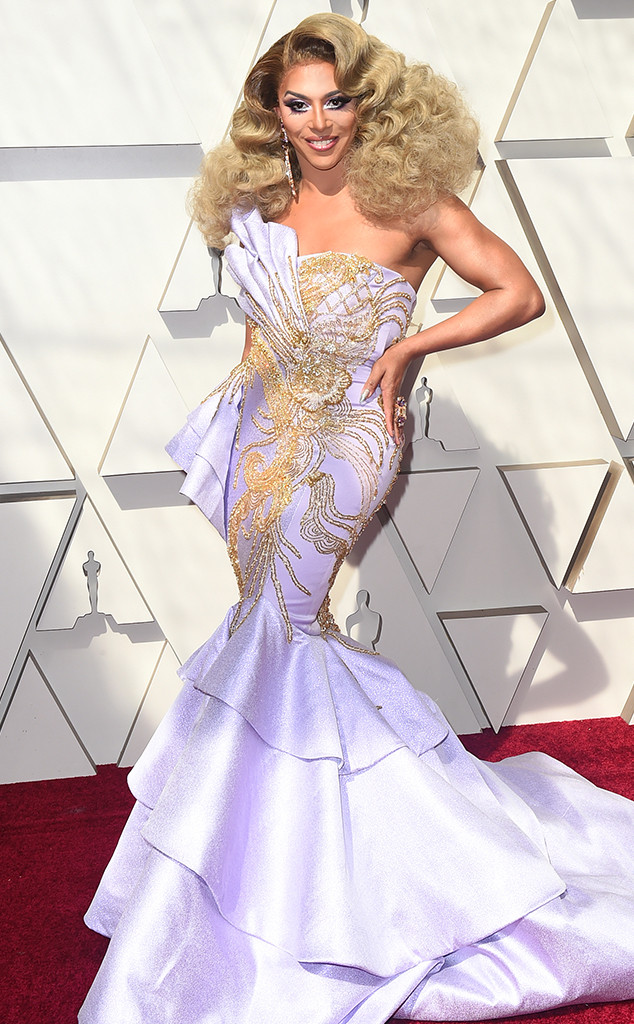 Shangela, 2019 Oscars, 2019 Academy Awards, Red Carpet Fashions