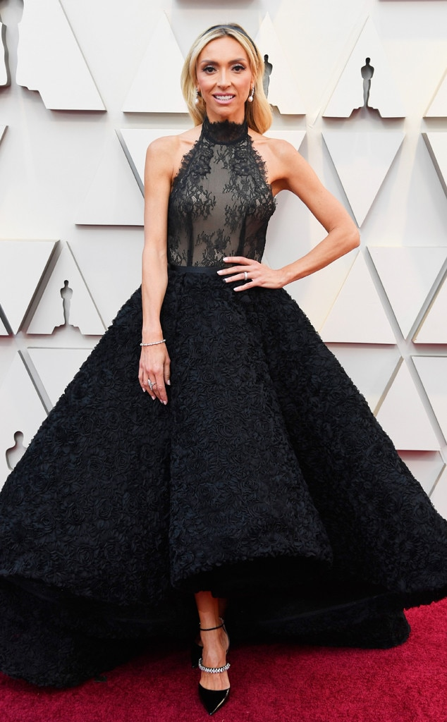 Elaine Welteroth from 2019 Oscars Red Carpet Fashion | E! News