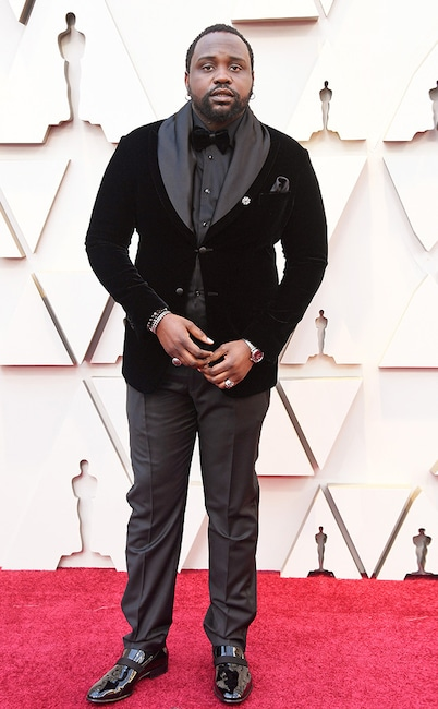 Brian Tyree Henry, 2019 Oscars, 2019 Academy Awards, Red Carpet Fashions