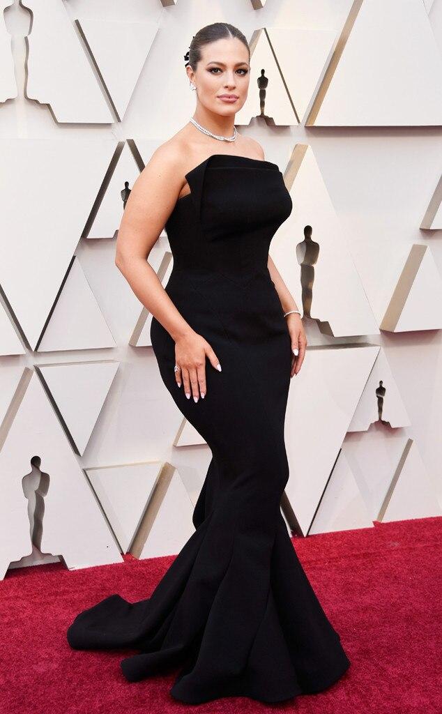 Ashley Graham, 2019 Oscars, 2019 Academy Awards, Red Carpet Fashions