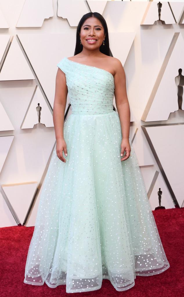 Yalitza Aparicio, 2019 Oscars, 2019 Academy Awards, Red Carpet Fashions
