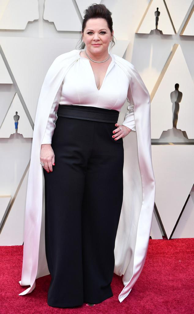 Melissa McCarthy, 2019 Oscars, 2019 Academy Awards, Red Carpet Fashions