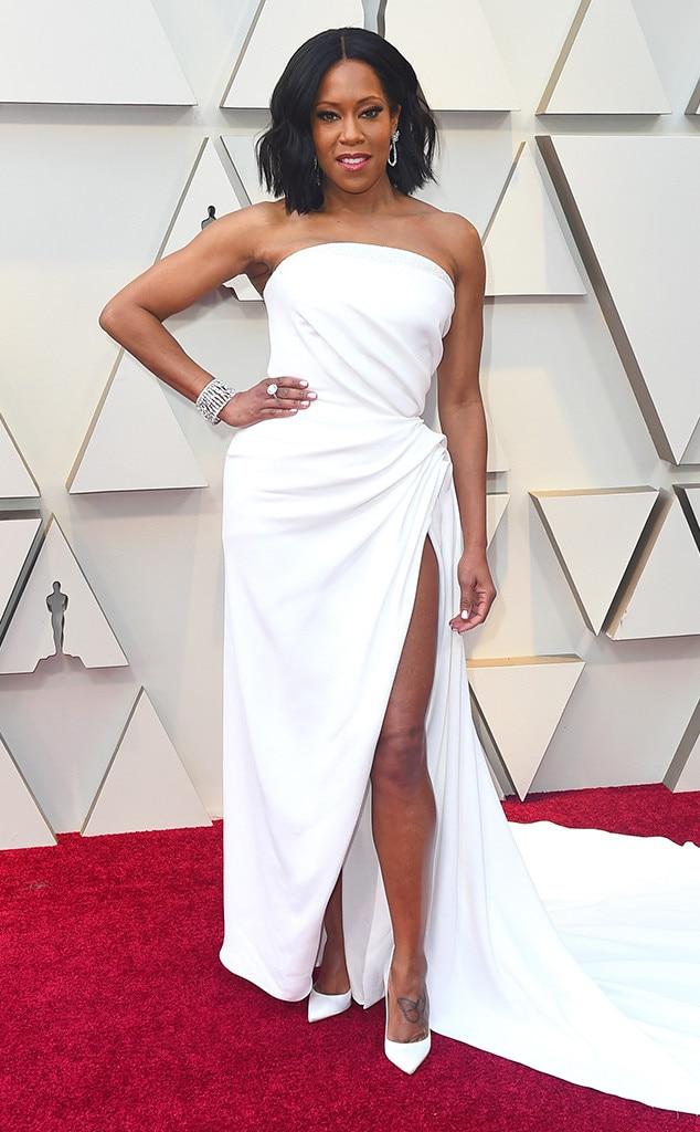 Regina King, 2019 Oscars, 2019 Academy Awards, Red Carpet Fashions