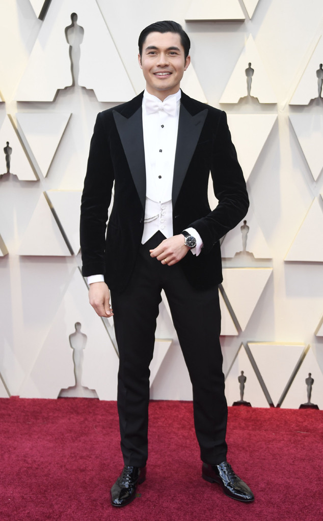 Image result for henry golding at the 2019 oscars