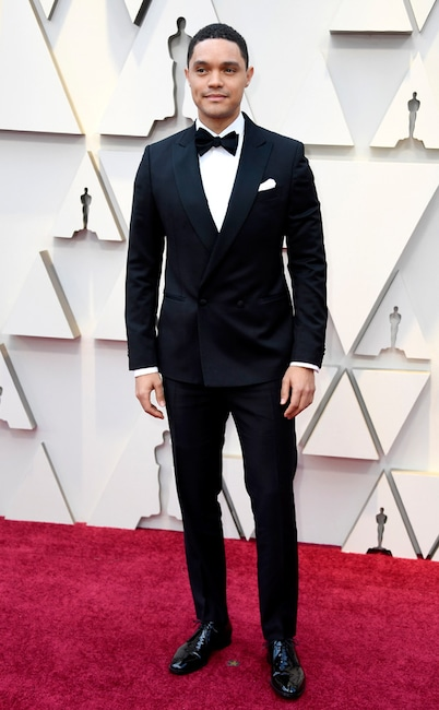 Trevor Noah, 2019 Oscars, 2019 Academy Awards, Red Carpet Fashions