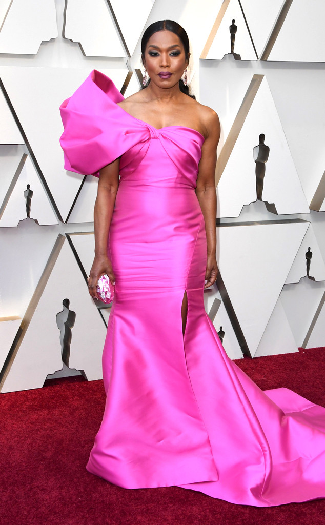 Angela Bassett, 2019 Oscars, 2019 Academy Awards, Red Carpet Fashions