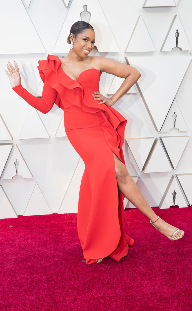 Jennifer Hudson, 2019 Oscars, 2019 Academy Awards