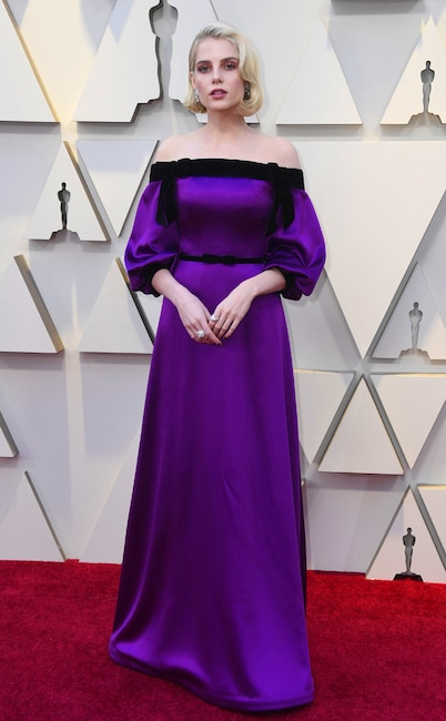 Lucy Boynton, 2019 Oscars, 2019 Academy Awards, Red Carpet Fashions
