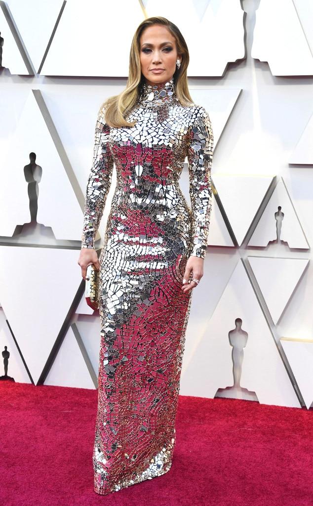 Jennifer Lopez, 2019 Oscars, 2019 Academy Awards, Red Carpet Fashions