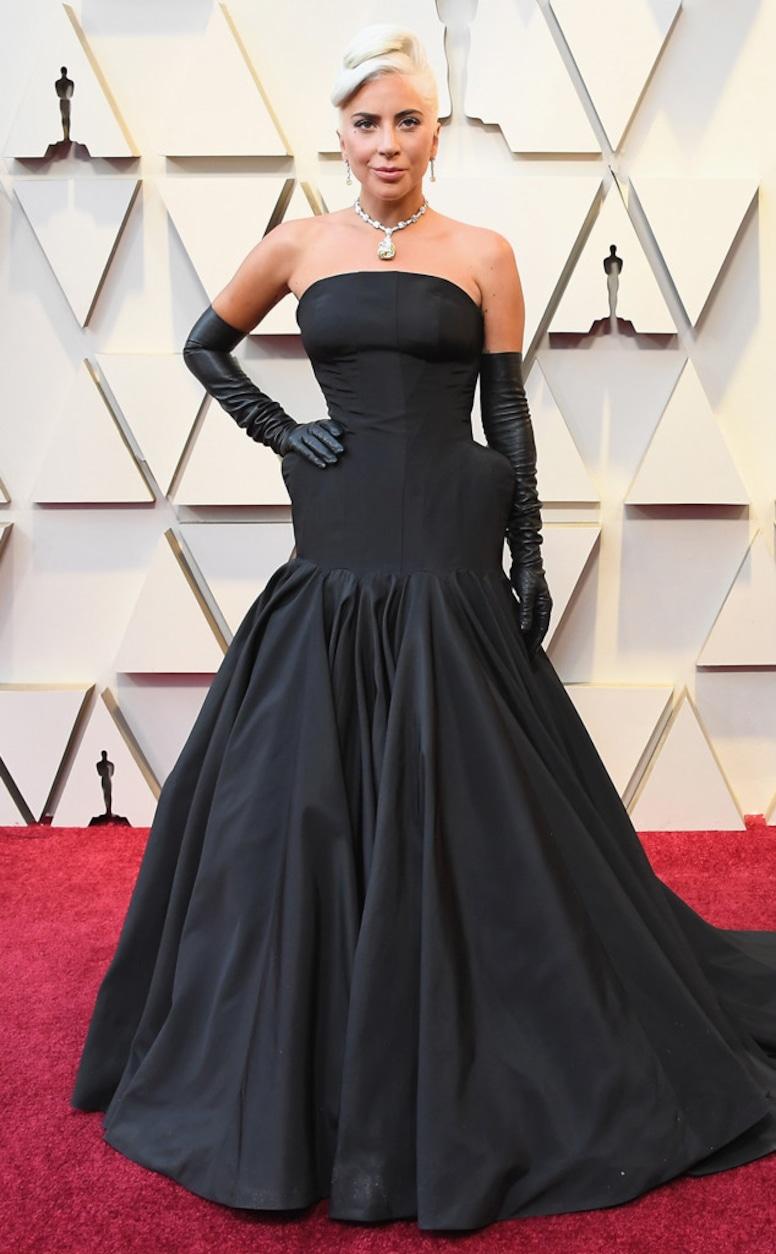 Lady Gaga, 2019 Oscars, 2019 Academy Awards, Red Carpet Fashions
