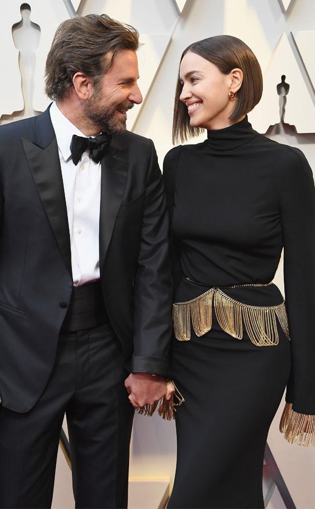 Oscars 2019: Bradley Cooper, Irina Shayk Red Carpe