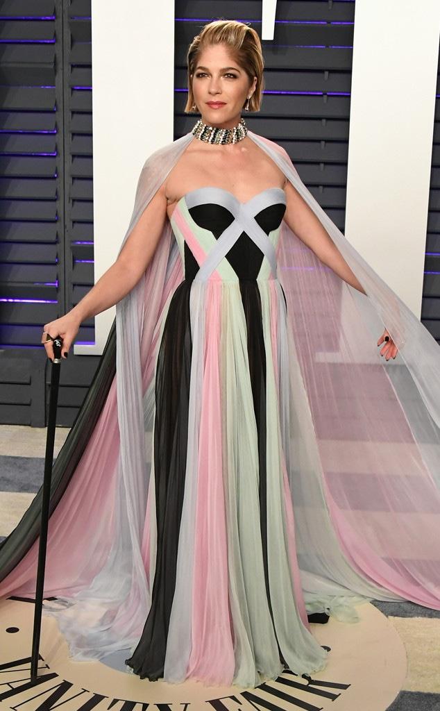 Selma Blair, 2019 Vanity Fair Oscar Party, 2019 Oscars
